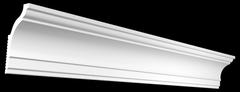 Гладкий карниз Glanzepol GPX-8