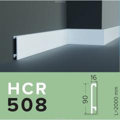 Плинтус из полиуретана Grand Decor HCR 508 (2.44м) Flex