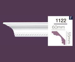 Карниз с орнаментом Home Decor 1122 (2.44м) Flexi