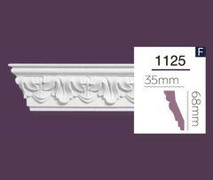 Карниз с орнаментом Home Decor 1125 (2.44м) Flexi