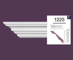 Гладкий карниз Home Decor 1225 (2.44м) Flex