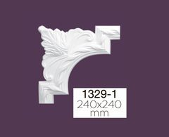 Угловой элемент для молдингов Home Decor 1329-1