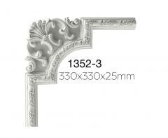 Угловой элемент для молдингов Home Decor 1352-3