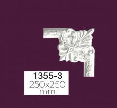 Угловой элемент для молдингов Home Decor 1355-3