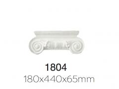 Капитель пилястры Home Decor 1804