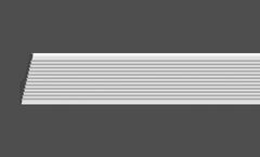 Карниз под подсветку Европласт 6.50.712