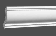 Карниз с орнаментом гибкий Европласт 1.50.215