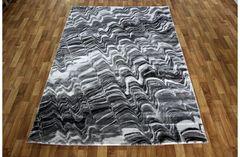 Ковер Стриженный ковер Low Canyon 122ba dgrey grey