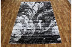 Ковер Стриженный ковер Low Canyon 122ca grey