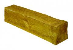 Декоративная балка Decowood Модерн ED 106 (4м) classic светлая 12х12