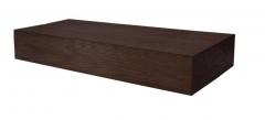 Декоративная балка Decowood Модерн ED 108 (2м) classic тёмная 5х15
