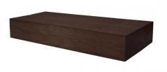 Декоративная балка Decowood Модерн ED 109 (3м) classic тёмная 7х20