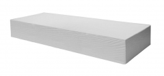 Декоративная балка Decowood Модерн ED 109 (4м) classic белая 7х20