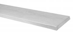 Декоративная панель Decowood Модерн ET 405 (2м) classic белая 19х3,5