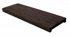 Декоративная панель Decowood Модерн ET 504 (2м) classic тёмная 17х3