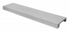 Декоративная панель Decowood Модерн ET 506 (2м) classic белая 12х3
