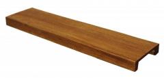 Декоративная панель Decowood Модерн ET 506 (2м) classic светлая 12х3