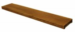 Декоративная панель Decowood Модерн ET 507 (2м) classic светлая 10х2