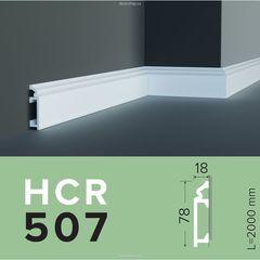 Плинтус из полиуретана Grand Decor HCR 507 (2.00м)