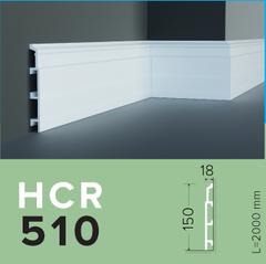Плинтус из полиуретана Grand Decor HCR 510 (2.00м)