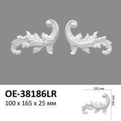 Декоративный орнамент (панно) Perimeter OE-38186LR