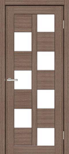 Межкомнатная дверь Omis Cortex Deco 05 дуб amber