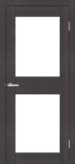 Двери Omis Cortex Gloss 04 дуб wenge triplex молочный