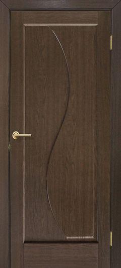 Межкомнатная дверь Omis Эльза ПГ каштан