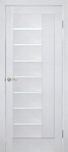 Межкомнатная дверь Omis Фелиция ПО ясень перламутр