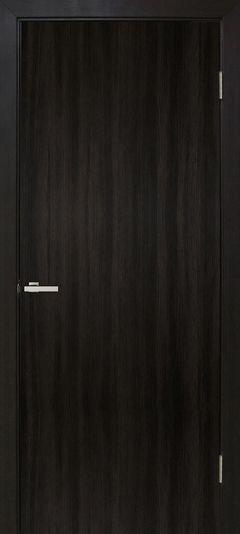 Межкомнатная дверь Omis Глухая (гладкая) венге