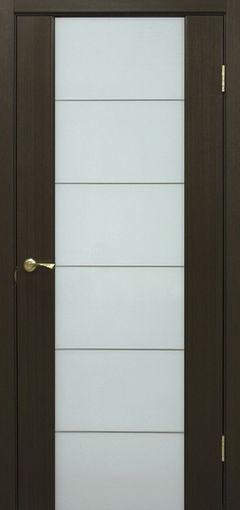 Межкомнатная дверь Omis Премьера ПО с молдингом венге FL