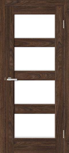 Межкомнатная дверь Omis Рино 10 G NL дуб Такома