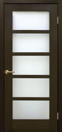 Межкомнатная дверь Omis Вена ПО венге FL
