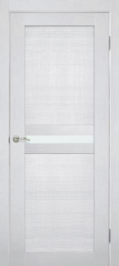 Двери Omis Optima 03 CC ясень перламутр