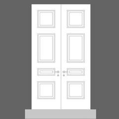 Дверна панель Orac Decor Door Inspiration 1