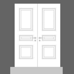 Дверна панель Orac Decor Door Inspiration 2