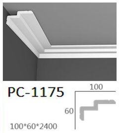 Гладкий карниз Perimeter PC-1175