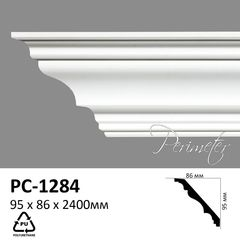 Гладкий карниз Perimeter PC-1284
