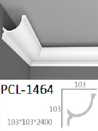 Гладкий карниз Perimeter PCL-1464