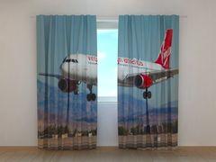 Самолет Virgin America