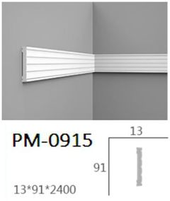 Молдинг Perimeter PM-0915