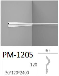 Молдинг Perimeter PM-1205