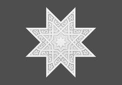 Декоративный орнамент (панно) Европласт 1.57.501