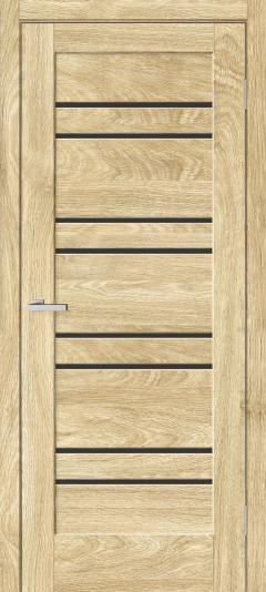 Двери Omis Rino 01 BG NL дуб Саванна