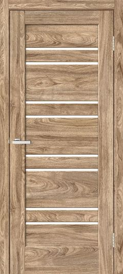 Межкомнатная дверь Omis Рино 01 G NL дуб Ориндж