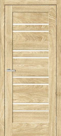 Межкомнатная дверь Omis Рино 01 G NL дуб Саванна