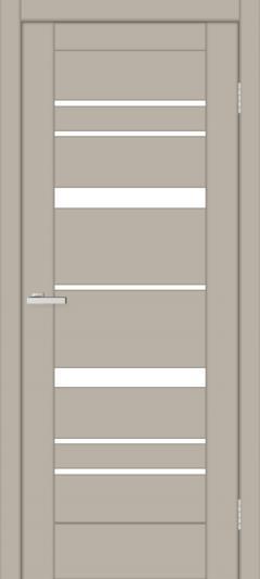 Двери Omis Rino 02 G ПВХ мокко silk matt