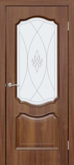 Двери Omis Роксолана СС+КР ольха европейская