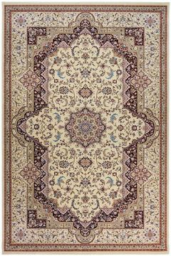 Royal Esfahan 1974a cream red