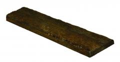 Декоративная панель Decowood Рустик ET 305 (2м) classic тёмная 19х3,5